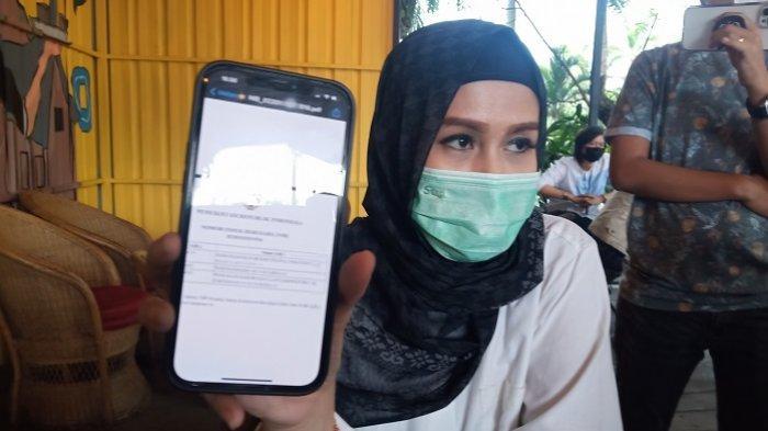 Dugaan Mark Up Harga Hand Sanitizer, Bos Batik Tanah Liek Bantah Beri 'Fee' ke Istri Pejabat Sumbar