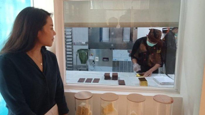 Ada Coklat Rasa Rendang di L'ile Chocolate Padang, Akan Hadir Rasa Keripik Balado, Berani Coba?