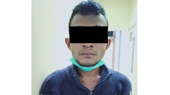 Oyok Ditangkap Polresta Padang, Ditemukan 11 Paket Sabu Dalam Kantong di Rumah Pelaku