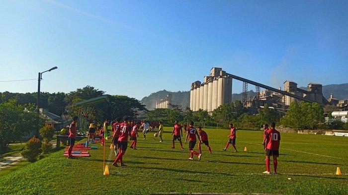 Suhatman Imam Respon Positif, Hasil Sapu Bersih 4 Laga Uji Coba Semen Padang FC