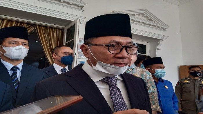 Wako Padang Dilantik: Zulkifli Hasan Sebut Ada Satu Tugas, yang Harus Diselesaikan Hendri Septa