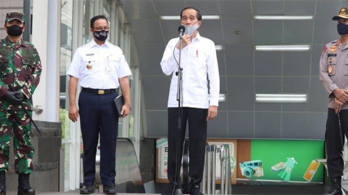 Daftar 102 Kabupaten Kota di Indonesia yang Diizinkan Jokowi untuk New Normal, Adakah di Sumbar?