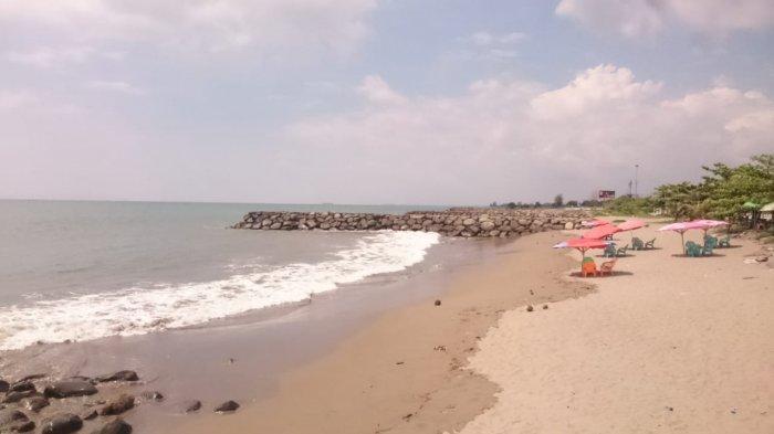 TRIBUNWIKI : Inilah Empat Pantai yang Ada di Kota Padang, Bisa Diandalkan Menjadi Destinasi Wisata