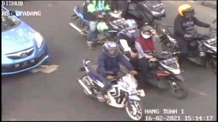Tidak Patuhi Aturan Berkendara di Padang, Siap-siap Ditegur Melalui Speaker ATCS
