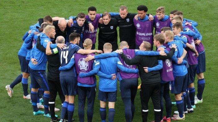Rekap Hasil Euro 2020, Belgia dan Finlandia Sukses Mengamankan Tiga Angka Perdana