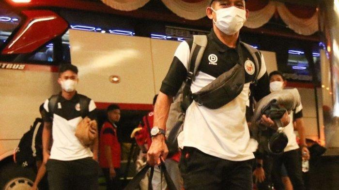 Semen Padang FC Boyong Seluruh Pemain untuk Latihan Bersama PSPS Riau, Main Sore Ini