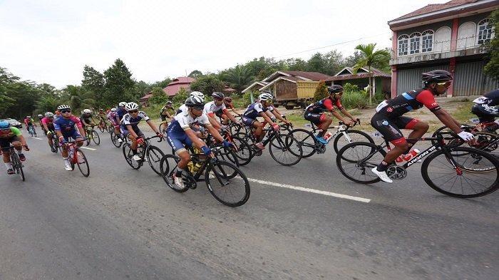 Hari Ini, Pembalap Jalani Etape Terpanjang Tour de Singkarak 2019