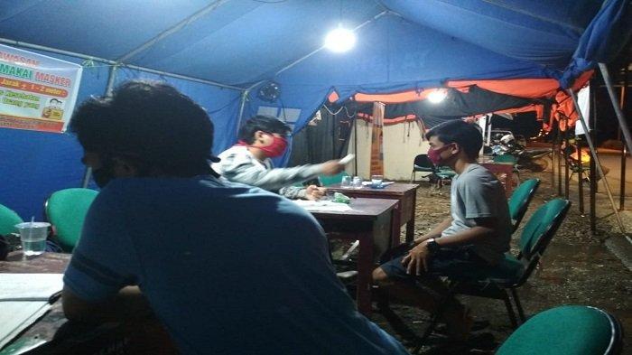 Sembilan Orang 'Dicegat' di Posko Lubuk Peraku Padang, Satu Orang Suhu Tubuhnya 38 Derajat