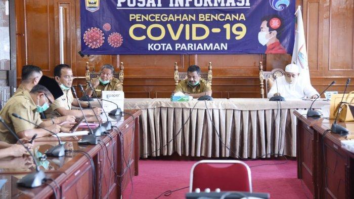 19.530 KK di Kota Pariaman Segera Terima Bantuan Dampak Covid-19