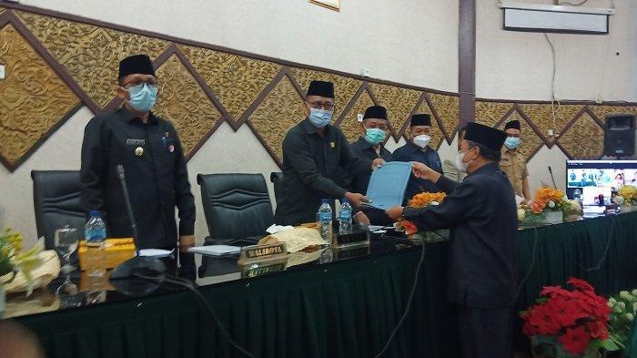 10 Poin Rekomendasi DPRD Padang ke Hendri Septa: Peningkatan Pelayanan hingga Pemulihan Ekonomi