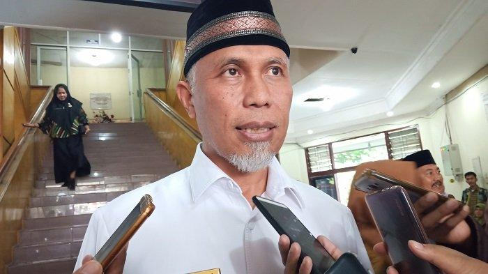 Diundang Sekretaris Menteri Pertanian, Mahyeldi Berharap Penas Tani Bisa Kembali ke Padang