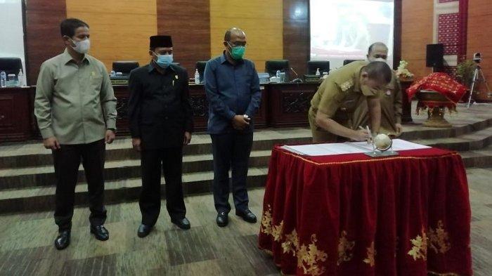 Defisit APBD Perubahan Sumbar 2021, Anggaran Pembangunan Stadion Utama Sikabu Dihapus