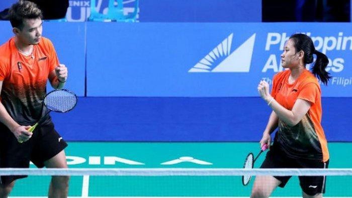 UPDATE Spain Masters 2021 - Rinov/Pitha Gemilang Rebut Tiket Perempat Final, Atasi Reynolds/Darragh