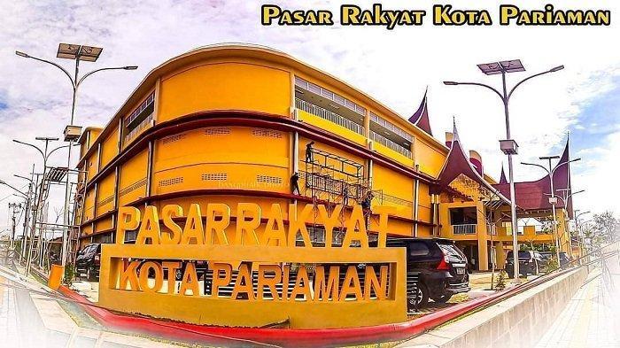 Keistimewaan Pasar Rakyat Pariaman, Struktur Tahan Gempa, Bangunan 4 Lantai Konsep Green Building