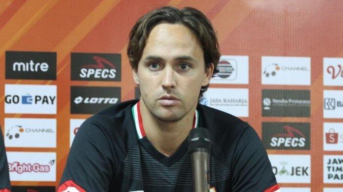 Bhayangkara FC Vs Persija Jakarta, Paul Munster Pelihara Tren Positif The Guardian
