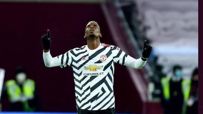 Petaka AC Milan Diawali Paul Pogba yang Baru Main 4 Menit, Manchester United Lolos Perempat Final