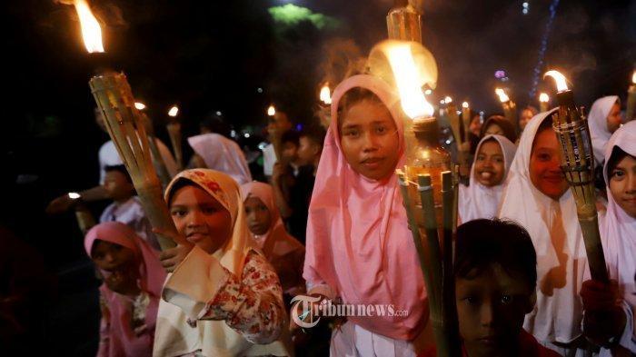 Lafaz Takbir Hari Raya, Simak MP3 Takbiran Idul Fitri 2021 hingga Lirik Takbiran