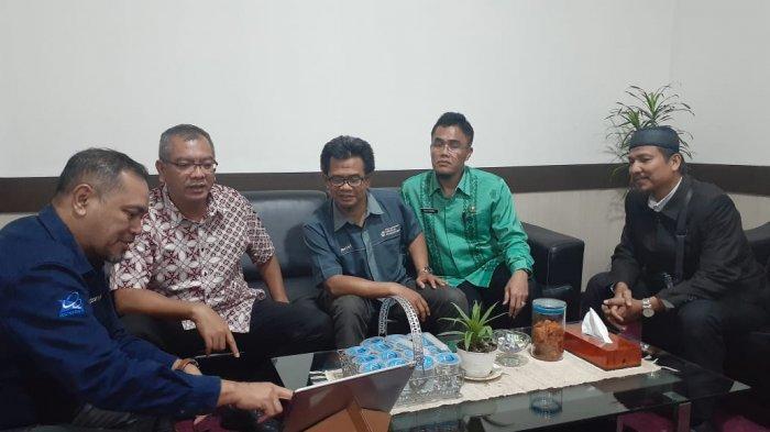 Gali Potensi Nagari, FTI UBH dan Unpas Sosialisasi Produk Teknologi ke Pemko Payakumbuh