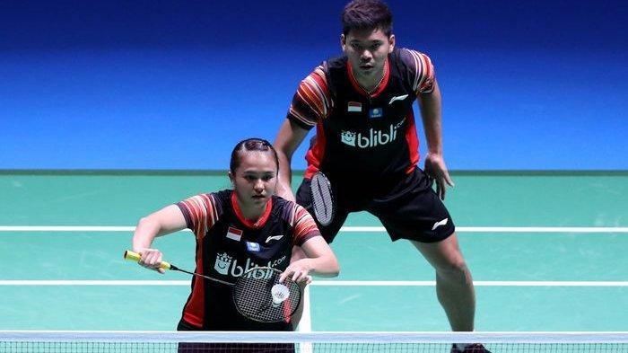 Praveen/Melati Singkirkan Wakil Thailand Dechapol/Sapsiree Lalu Tembus Semifinal