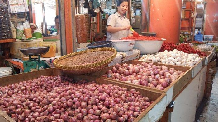 Daftar Harga Kebutuhan Pokok di Padang Jumat (9/4/2021), Cek Cabai Hijau, Tomat, dan Bawang
