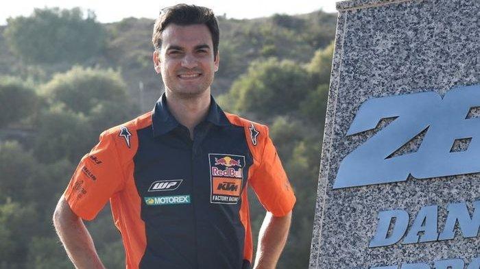 Dani Pedrosa Bikin Berita dengan Tim Red Bull KTM, Tatap Seri Balap MotoGP Styria 2021