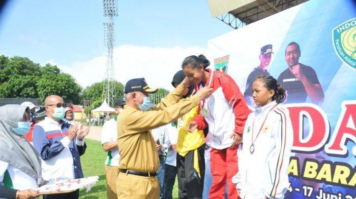 Popda Sumbar Digelar hingga 17 Juni 2021, Gubernur: Penyaring untuk Dapatkan Bibit Atlet Masa Depan