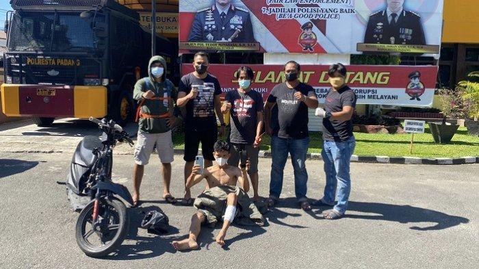Modus Baru Pencuri HP di Padang, Tuduh Korban Maling Helm hingga Pura-pura Punya Pistol
