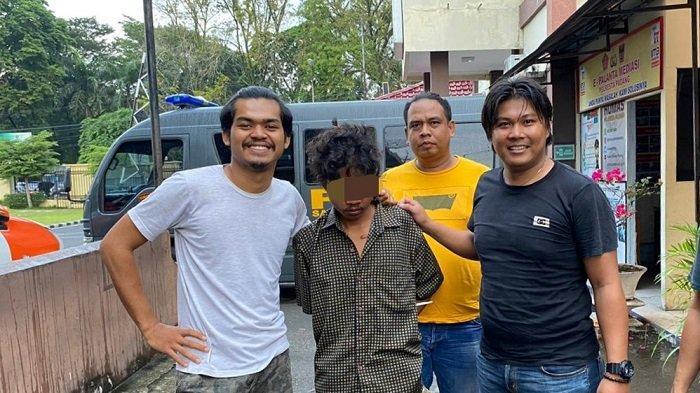 Seorang DPO Kasus Curanmor Diringkus, Pelaku Beraksi Saat Korban Salat di Masjid Kota Padang