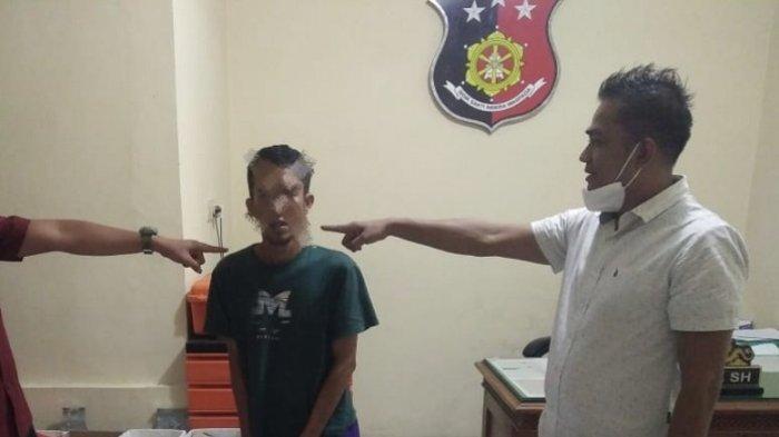 Spesialis Pencuri AC Rumah di Padang Dihadiahi Timah Panas, Pelaku Coba Kabur saat Ditangkap