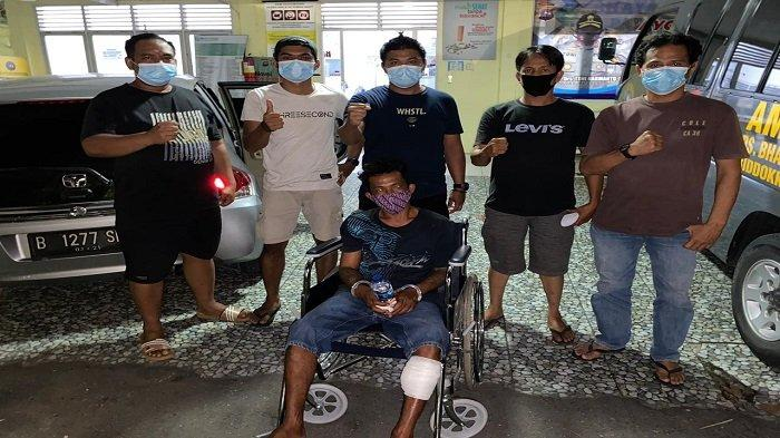 Polresta Padang Hadiahi Timah Panas Pada Pelaku Pencurian Sarang Walet yang Terekam CCTV di Padang
