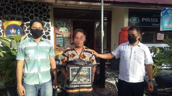 Pria di Agam Ketahuan Curi Uang Kotak Infak Musala, Pelaku Pura-pura Salat Zuhur