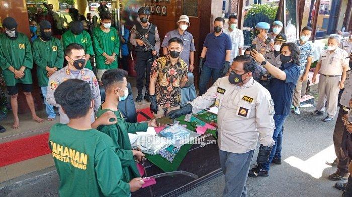 Pelaku Perampasan HP yang Viral di Padang Sempat Dibawa Kabur Orang Tua, Ditangkap di Bukittinggi