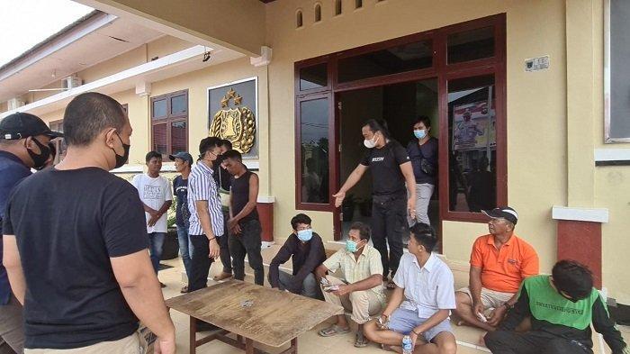 Resahkan Masyarakat, Pelaku Premanisme Digelandang ke Polres Padang Pariaman