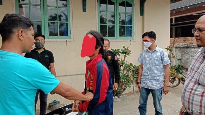 BKSDA Sumbar Tangkap Pedagang Satwa Dilindungi di Pasaman, 1 Kg Sisik Trenggiling Diamankan