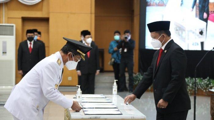 PROFIL Pj Gubernur Sumbar Hamdani, Putra Pesisir Selatan yang Pernah Jabat Pj Gubernur Bali