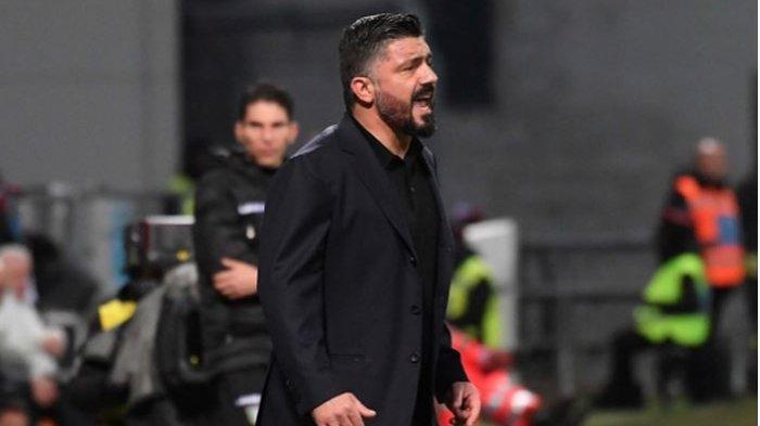 Deretan Alasan Juventus Lirik Gennaro Gattuso Gantikan Andrea Pirlo