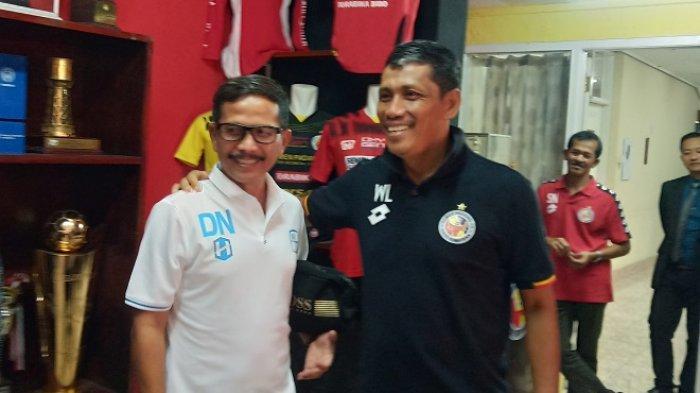 HASIL Semen Padang FC VS Barito Putera,Gawang Tuan Rumah Dibobol Jelang Turun Minum Babak Pertama