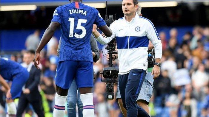Gol Willian Antar Chelsea Petik Kemenangan Perdana di Liga Champions