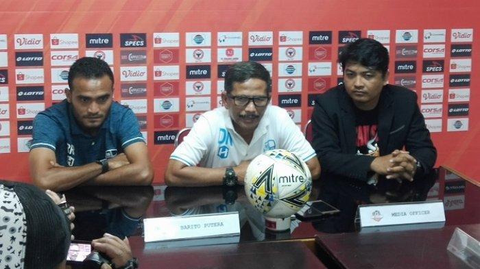 Semen Padang FC Vs Barito Putera, Inilah Duel 2 Tim Dasar Klasemen Sementara