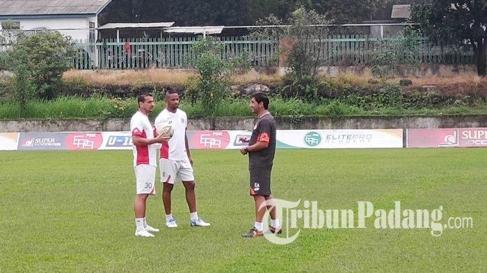 Tim Kabau Sirah Bawa Pulang 1 Poin dari Kandang Bhayangkara FC di Stadion PTIK