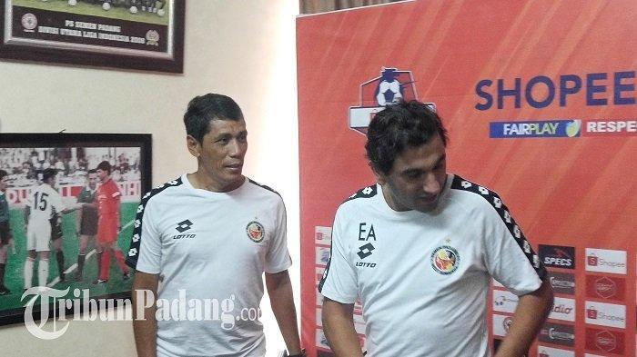 Eduardo Almeida Berharap Atas Dipanggilnya Dua Pemainnya Tidak Mengganggu Kinerja Tim