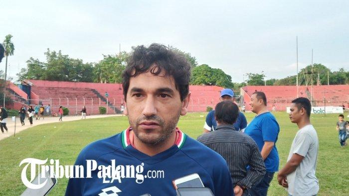 Eduardo Almeida tidak Heran Dua Pemain Semen Padang Ini Dipanggil Perkuat Timnas