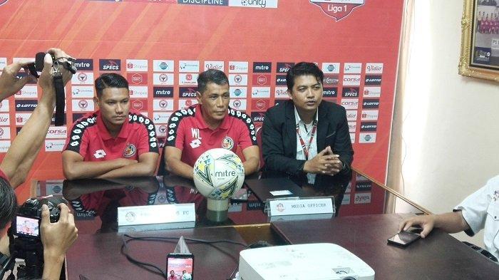 Semen Padang FC Vs Persela Lamongan, Weliansyah Akui Nilmaizar Tahu Kelemahan Kabau Sirah