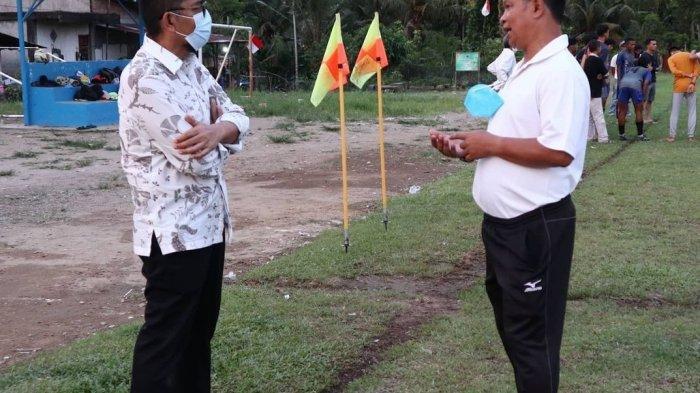 Resmi Jadi Pelatih PSP Padang, Delfi Adri Pasang Target Tembus Liga 2 Musim Depan