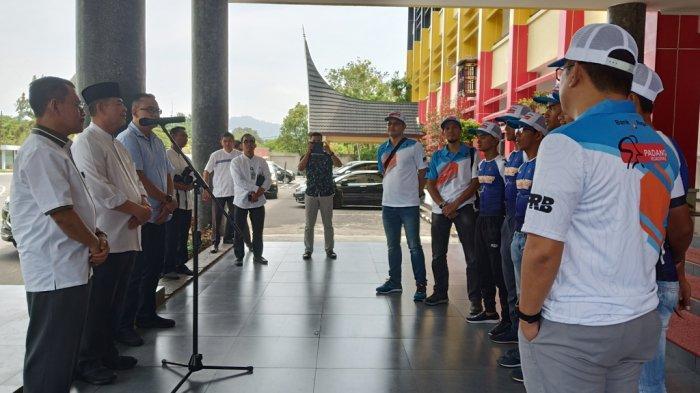 Mengenal Padang Road Bike Peserta Lokal Tour de Singkarak 2019, Berpartisipasi Sejak 2011