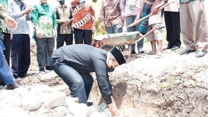Wawako Mardison: Semoga Ponpes Muhammadiyah Pariaman Melahirkan Pendakwah dan Ulama Hebat