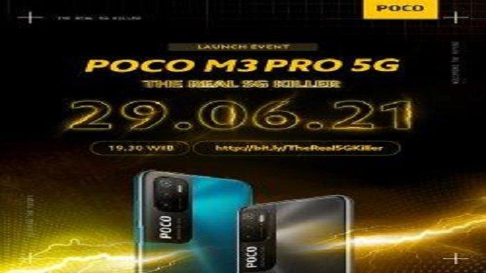 Xiaomi Rilis Ponsel Seri Poco M3 Pro 5G, Berjulukan Flaghsip Killer yang Dukung Jaringan 5G