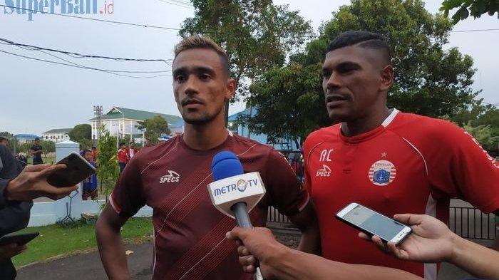 Bruno Matos Siap di Posisi Manapun saat Persija Jakarta Hadapi Kalteng Putra, Rohit Diragukan Tampil