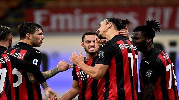 Rekor Pertemuan Napoli Vs AC Milan Jelang Duel Pemuncak Klasemen Liga Italia hingga Jarak Poin