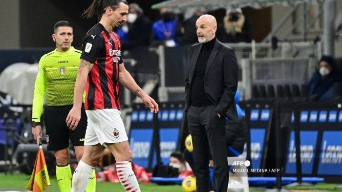 PREDIKSI AC Milan vs Crotone Malam Ini, Kembalinya Hakan Calhanoglu & Rekor Baru Zlatan Ibrahimovic